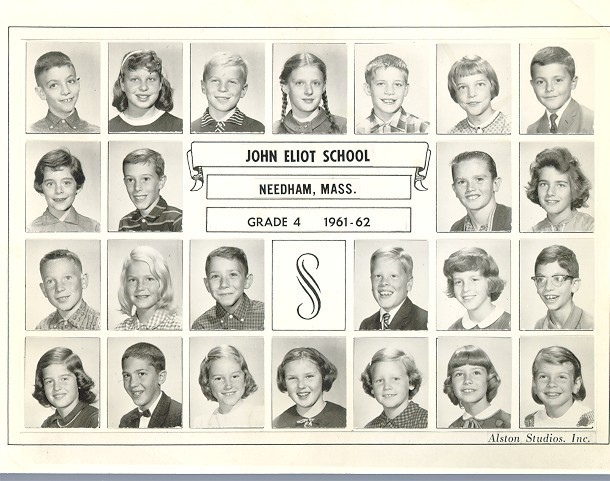 Eliot School Grade 4